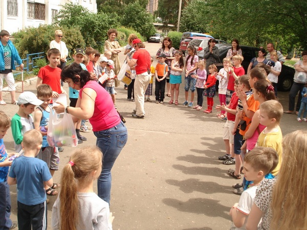 День защиты детей 30 мая 2015