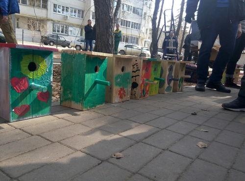 Праздник Город птиц 2019 г.