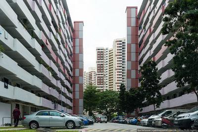 Дворы Сингапура